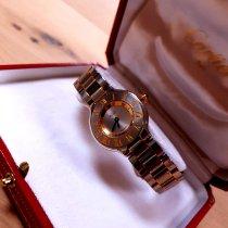 Cartier 21 Must de Cartier Золото/Cталь 28mm Cеребро Римские Россия, Kaliningrad