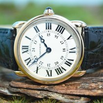 Cartier Ronde Louis Cartier 29mm Or