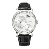 A. Lange & Söhne Lange 1 Platinum 38.5mm Silver United States of America, Connecticut, Greenwich