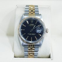 Rolex Datejust 1603 Very good Gold/Steel 36mm Automatic