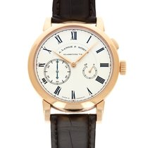 A. Lange & Söhne Richard Lange Red gold 40.5mm White United States of America, California, Beverly Hills