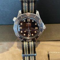 Omega Remontage automatique nouveau Seamaster Diver 300 M