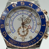 Rolex Yacht-Master II Gold/Steel 44mm White No numerals United Kingdom, London