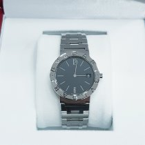 Bulgari Bulgari BB 33 SS Very good Steel 33mm Automatic