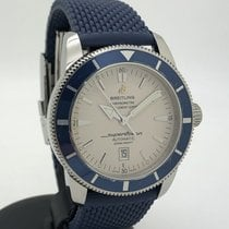 Breitling Superocean Heritage 46 Steel 46mm White No numerals