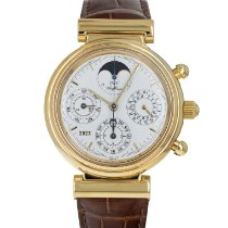 IWC Da Vinci Perpetual Calendar Yellow gold 39mm White No numerals United States of America, Maryland, Baltimore, MD