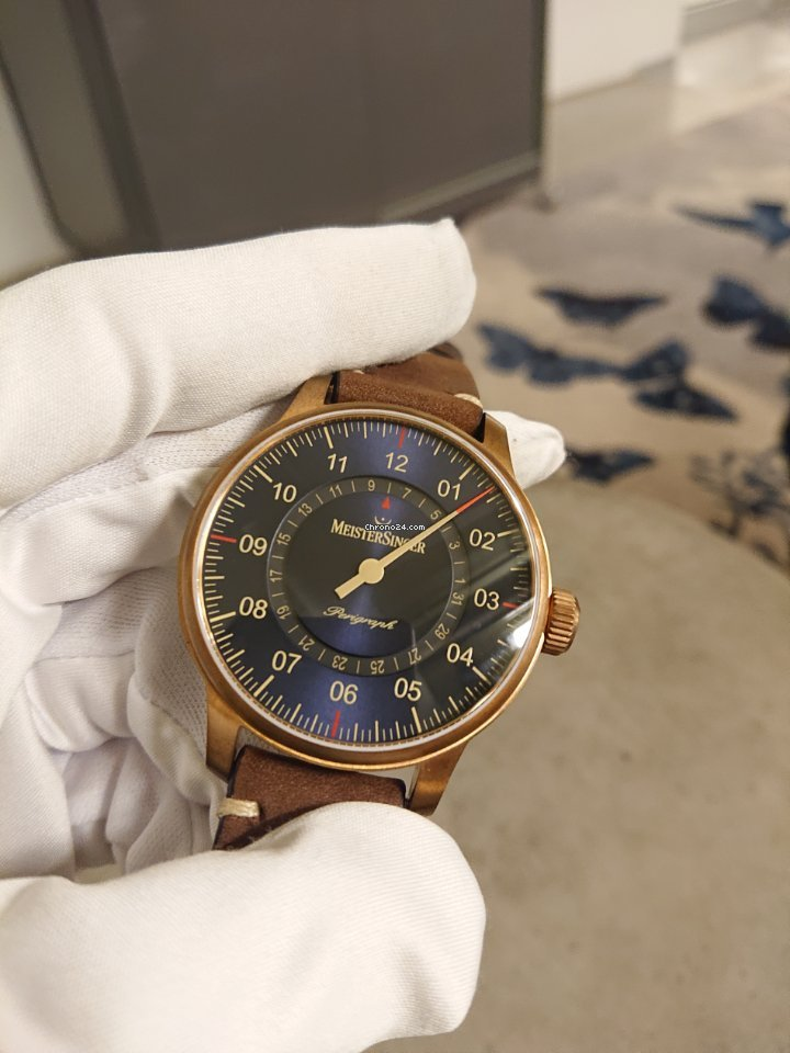 Meistersinger Perigraph AM1017BR 2020 new