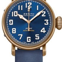 Zenith Pilot Type 20 Extra Special new 2019 Automatic Watch with original box and original papers 29.1940.679/57.C808