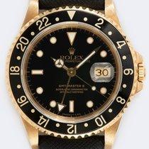 Rolex GMT-Master II Oro giallo 40mm Nero Senza numeri Italia, FORTE DEI MARMI (LU)