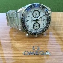 Omega 329.30.44.51.04.001 Acero 2021 Speedmaster Racing nuevo