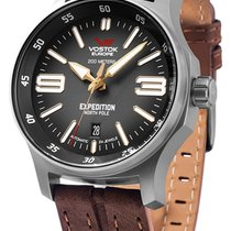 Vostok Steel 43mm Automatic NH35A-592A555 new