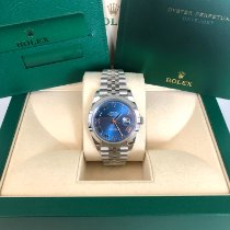 Rolex Datejust Steel 41mm Blue Roman numerals United States of America, New Jersey, Woodbridge