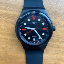 Swatch Plastic 42mm Automatic SUTZ406 pre-owned United States of America, Illinois, Chicago