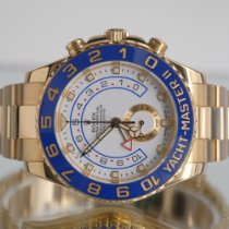 Rolex Yacht-Master II Yellow gold 44mm White No numerals United Kingdom, Newcastle Upon Tyne