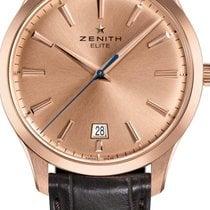 Zenith Captain Central Second nowość 2016 Automatyczny Zegarek z oryginalnym pudełkiem i oryginalnymi dokumentami 18.2020.670/95.C498