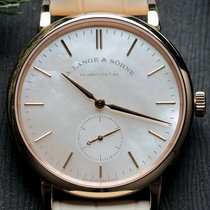 A. Lange & Söhne Saxonia Rose gold 35mm Mother of pearl United States of America, California, Irvine
