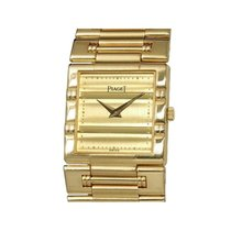 Piaget 80317K81 Yellow gold Dancer 28mm pre-owned