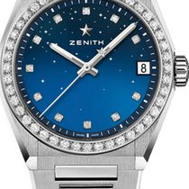 Zenith Women's watch Defy 36mm Automatic new Watch with original box and original papers 2020