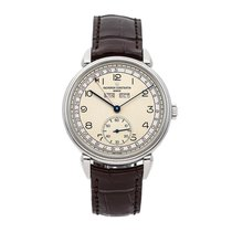 Vacheron Constantin Steel Manual winding 40mm new Historiques
