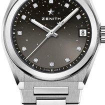 Zenith 03.9200.670/02.MI001 Steel 2020 Defy 36mm new United States of America, Texas, Houston