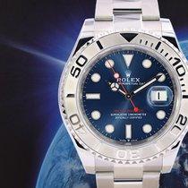 Rolex Yacht-Master 40 neu 2020 Automatik Uhr mit Original-Box und Original-Papieren 126622