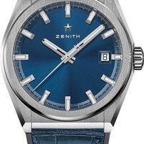 Zenith 95.9000.670/51.R584 Titanium 2020 Defy 41mm new United States of America, Texas, Houston