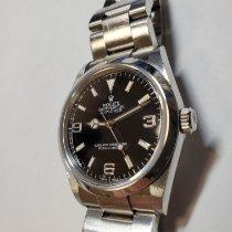 Rolex 114270 Steel 2007 Explorer pre-owned