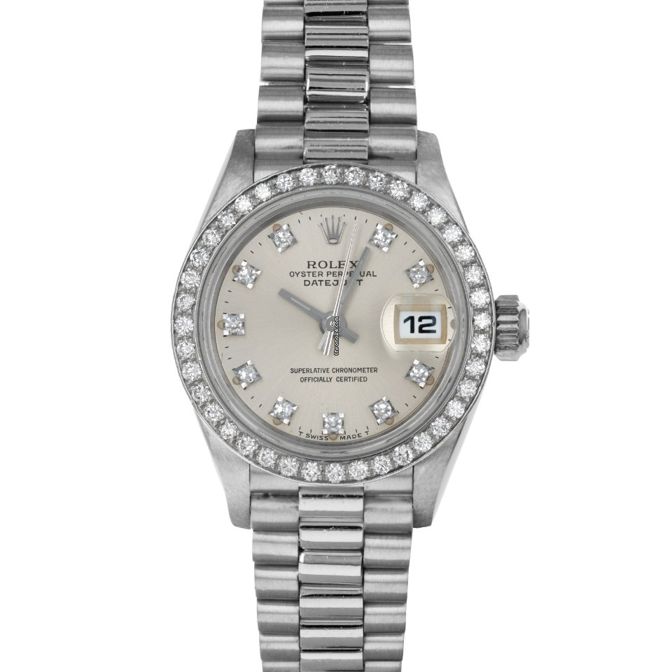 Rolex Lady-Datejust 69136 1989 pre-owned