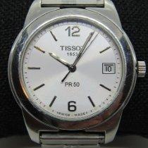 Tissot PR 50 Сталь 36mm Cеребро Без цифр