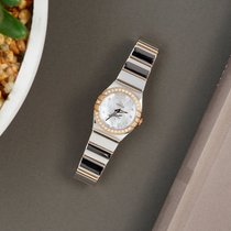 Omega Constellation Quartz new 2020 Quartz Watch with original box and original papers 123.25.24.60.55.005