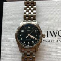IWC Pilot's Watch Automatic 36 Stahl 36mm Schwarz Arabisch