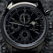 Breitling Transocean Chronograph 1461 Steel 43mm Black No numerals United States of America, California, Irvine