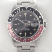Rolex GMT-Master II Stahl 40mm
