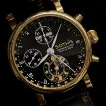 Sothis Yellow gold 44mm Automatic 04/50 new United States of America, New York, New york