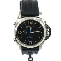 Panerai Luminor 1950 3 Days Chrono Flyback new Automatic Chronograph Watch with original box and original papers PAM 00524