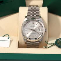 Rolex Datejust Steel 41mm Silver No numerals United States of America, California, Los Angeles
