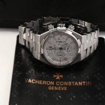 Vacheron Constantin Overseas Chronograph Steel 42mm Silver No numerals United States of America, California, Los Angeles