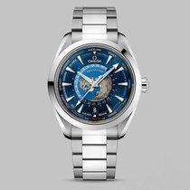 歐米茄 Seamaster Aqua Terra 220.10.43.22.03.001 全新 鋼 43mm 自動發條