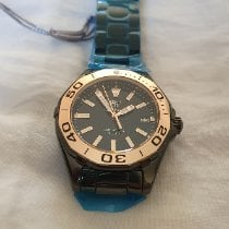TAG Heuer Aquaracer Lady new Quartz Watch with original box and original papers WAY1355.BH0716