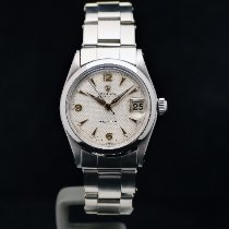 Rolex 6466 Steel 1966 Oyster Precision 30mm pre-owned
