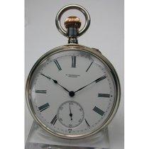 Glashütte Original Silver Roman numerals 56mm pre-owned