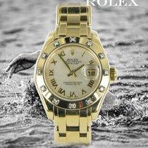 Rolex Lady-Datejust Pearlmaster Gelbgold 29mm Deutschland, München