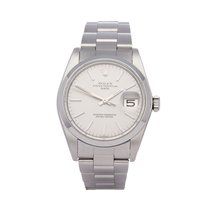 Rolex 1500 Steel 1976 Oyster Perpetual Date 36mm pre-owned United Kingdom, Bishop's Stortford