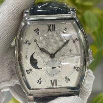 Vacheron Constantin Malte White gold Silver Roman numerals