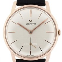 Zenith Stellina Or rose 35mm Argent