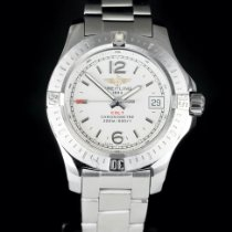 Breitling Colt Lady Steel 33mm Silver