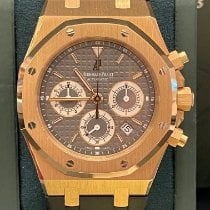 Audemars Piguet Royal Oak Chronograph Oro rosa 39mm Gris