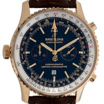 Breitling Chrono-Matic (submodel) Yellow gold 41mm United States of America, Texas, Austin