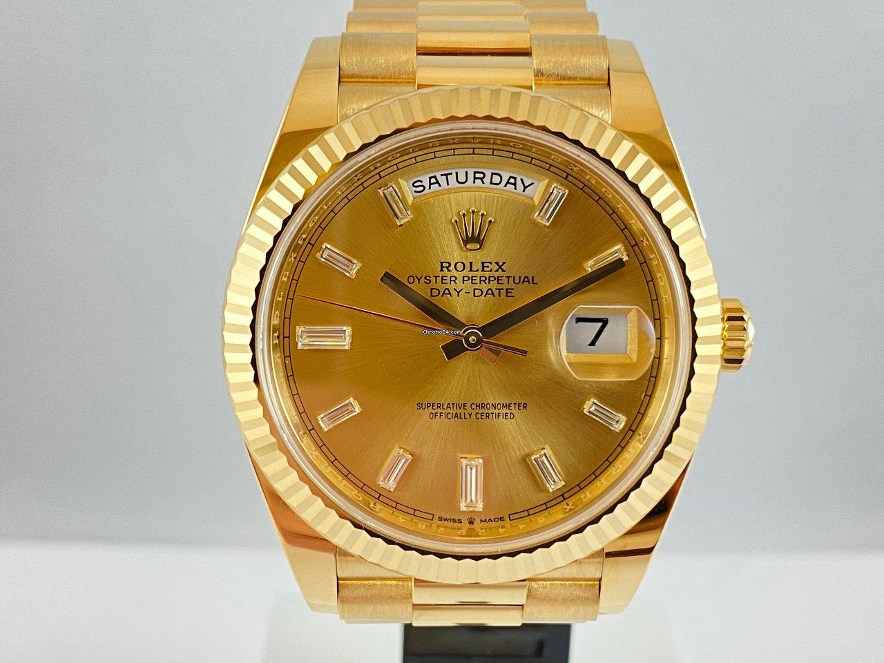 Rolex Day-Date 40 228238 2020 nieuw