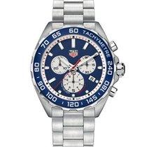 TAG Heuer Formula 1 Quartz Steel 43mm Blue No numerals United States of America, New York, New York